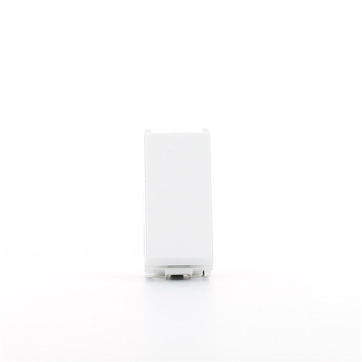 Invertitore illuminabile bianco 1P 16 AX 250 V~ Serie Plana Plana