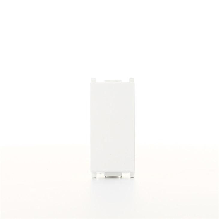 Copriforo bianco Plana