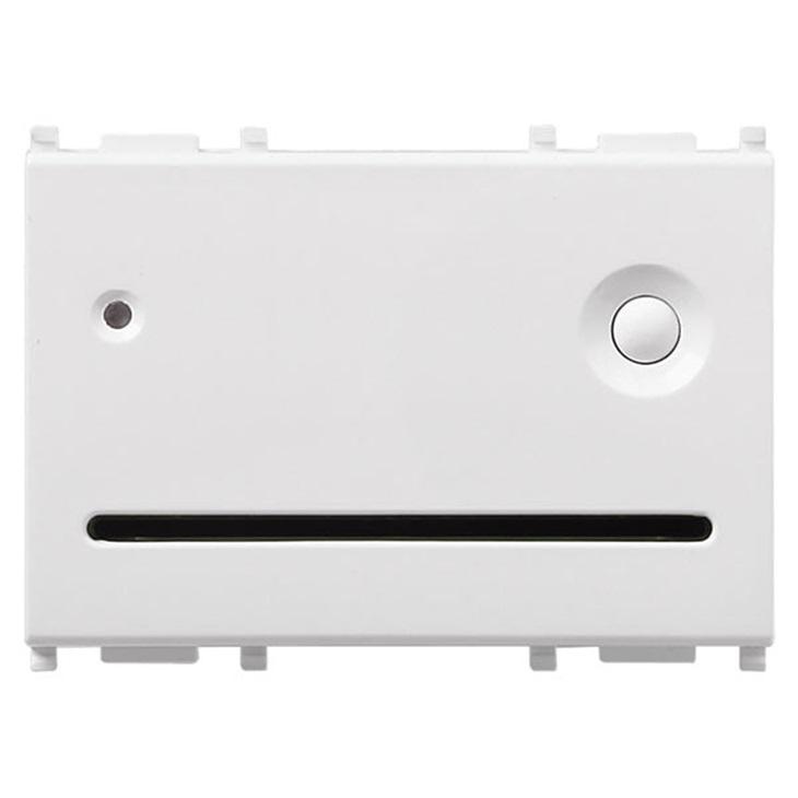 Lettore/programmatore smart card bianco Plana