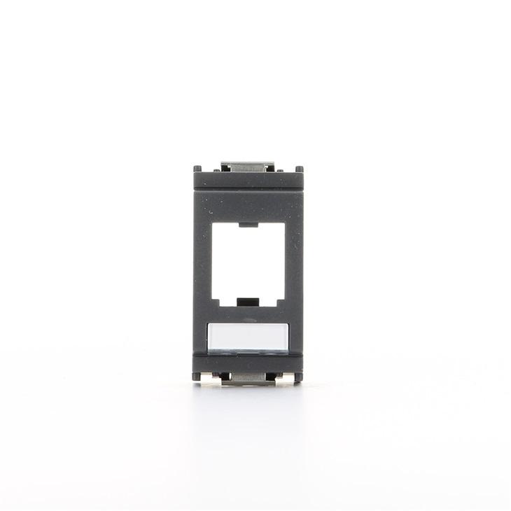 Adattatore per moduli MINI-COM Panduit grigio Idea