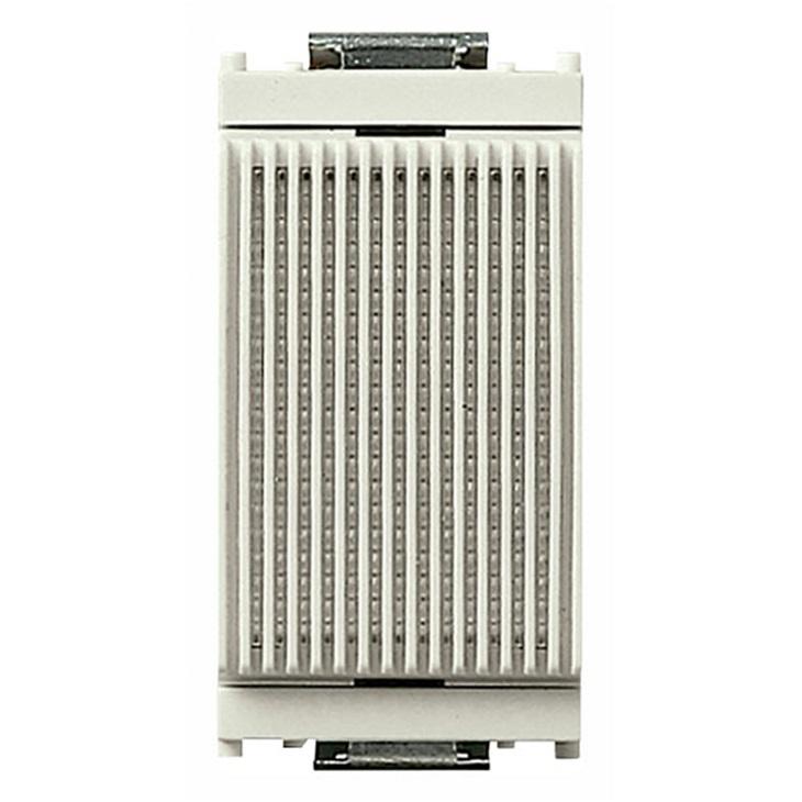 Suoneria 230V 50-60Hz bianco Idea