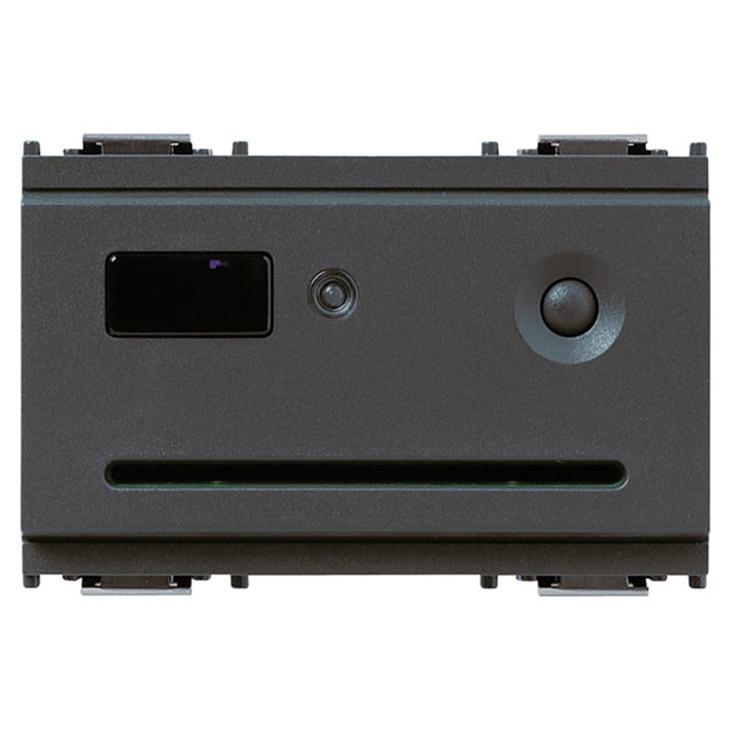 Lettore/programm.smart card BUS grigio