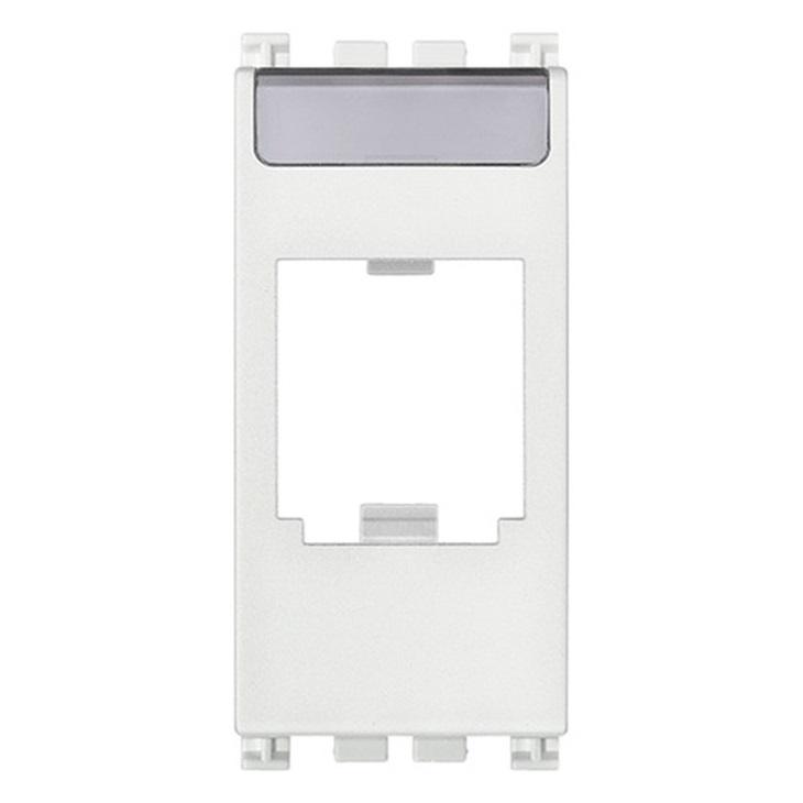 Adattatore Mini-Com Panduit Bianco Arkè