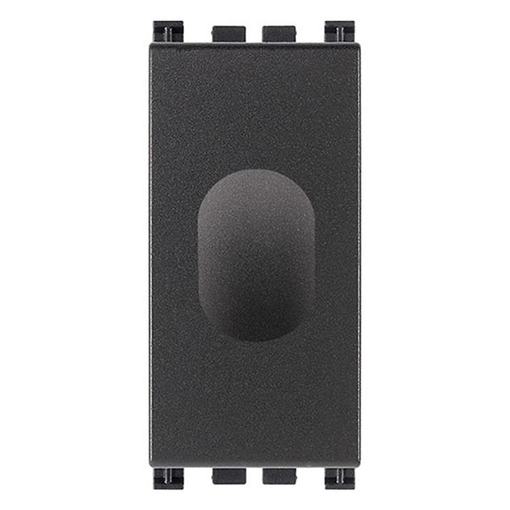 Sensore elettronico temperatura grigio