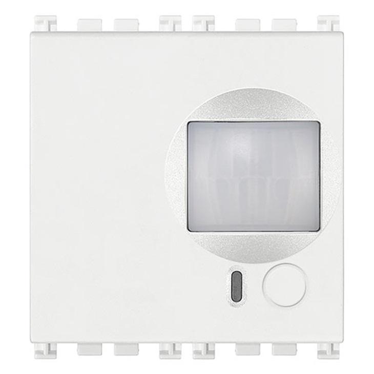 By-alarm rivelatore IR+microonde bianco Arkè