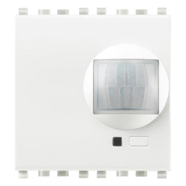 By-alarm rivelatore IR+microonde bianco
