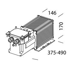 Cassetta di Cablaggio Disano 1176 JM-TS 2000 CNR