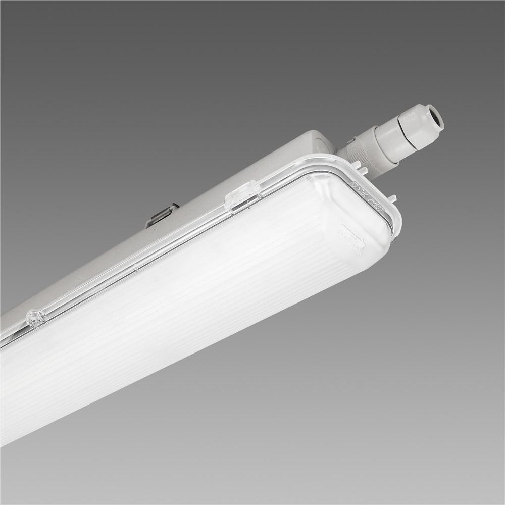 Plafoniera Hydro 960 96X57Lm Cld Cell-E Grigio Disano Illuminazione