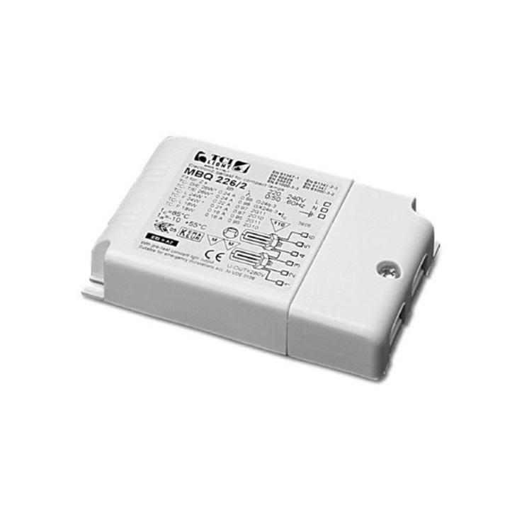 Ballast elettronico TCI MBQ 242/2