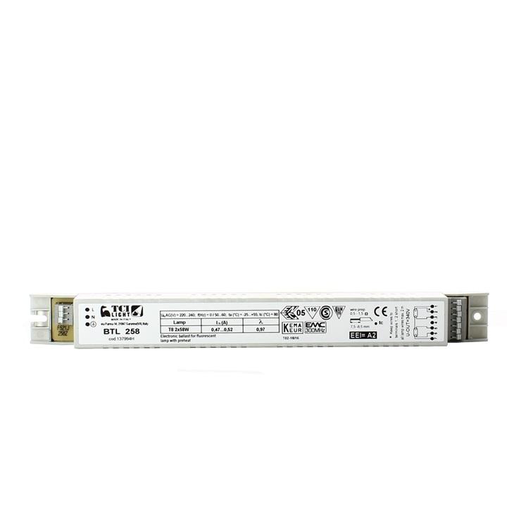 Ballast elettronico TCI BTL 258