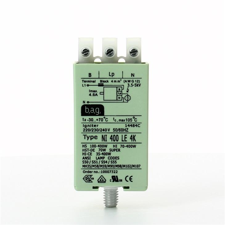 Accenditore elettronico TCI NI400