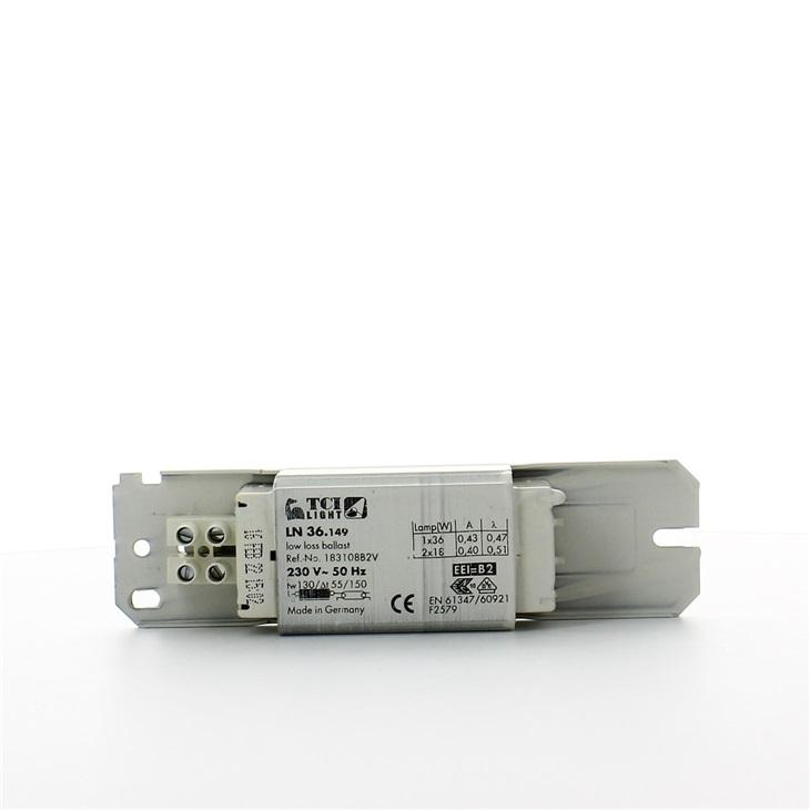 Ballast elettronico TCI BEM 36W