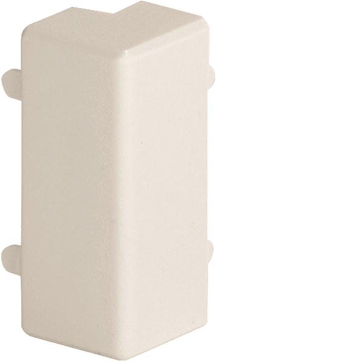 AEM 40x10 W Angolo esterno per minicanali TMC/TMU BIANCO