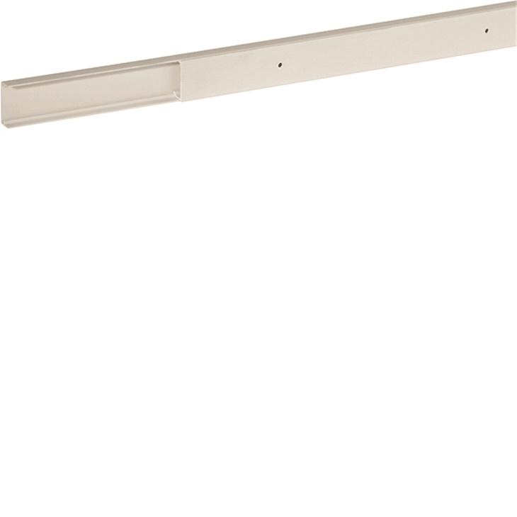 Base forata con fori diametro 2,5 mm interasse 125 mm. Minimo ordinabile 2mt (prezzo riferito al metro)