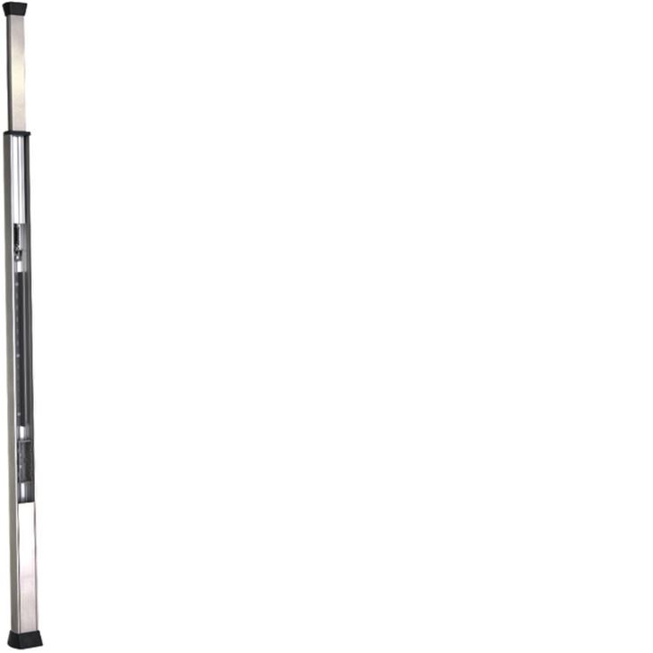 UNA 2700 AN Colonna monofacciale alluminio porta apparecchi ALLUMINIO ANODIZZATO