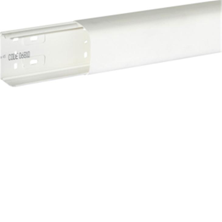 CND 65x50 WE Canale per impianti di condizionamento BIANCO EVEREST