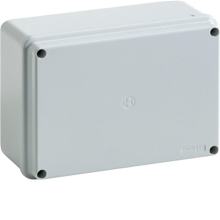 IP56 03 VM Cassetta di derivazione stagna da parete con viti metalliche GRIGIO