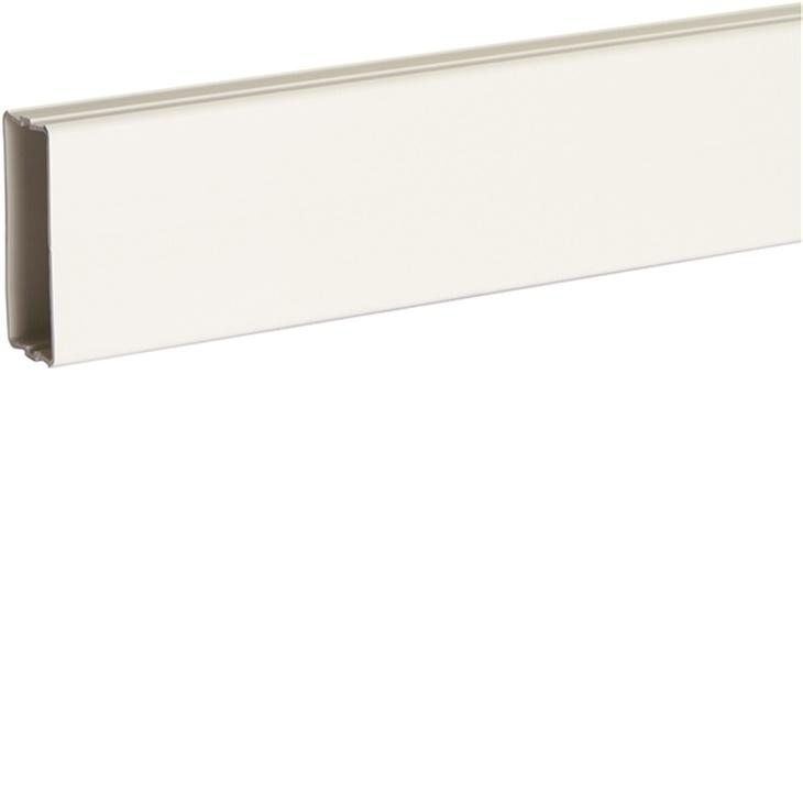 METRO\' 75x30 Canale per solette di cemento BIANCO