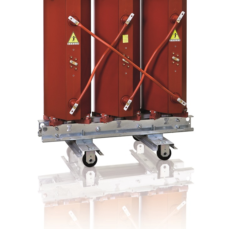 Trasformatore in resina ECODESIGN EU/548 630kVA 17,5kV 15/0,400kV