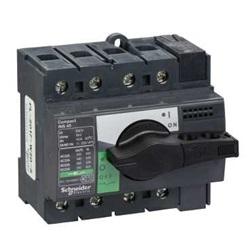 Interruttore/sezionatore Compact INS40 40 A 4 poli