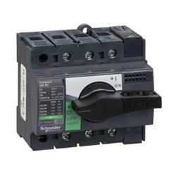 Interruttore/sezionatore Compact INS80 80 A 3 poli