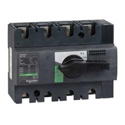 Interruttore/sezionatore Compact INS100 100 A 4 poli