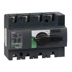 Interruttore/sezionatore Compact INS125 125 A 4 poli
