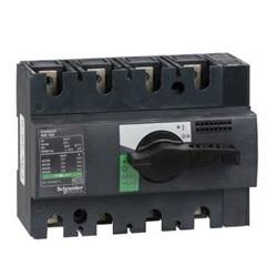 Interruttore/sezionatore Compact INS160 160 A 4 poli