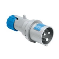 Spina mobile diritta Multimax 2p+T 16A 200-250V 50/60 Hz 6h IP44