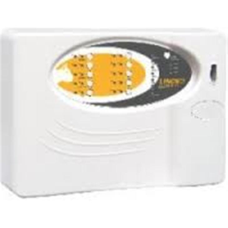Centrale d'allarme Europlus10 con trasponder