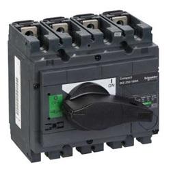 Interruttore/sezionatore Compact INS250 160 A 4 poli