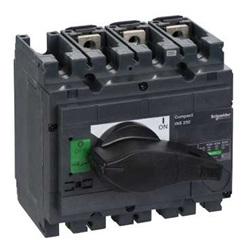 Interruttore/sezionatore Compact INS250 250 A 3 poli