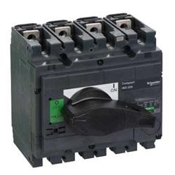Interruttore/sezionatore Compact INS250 250 A 4 poli