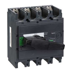 Interruttore/sezionatore Compact INS400 400 A 4 poli