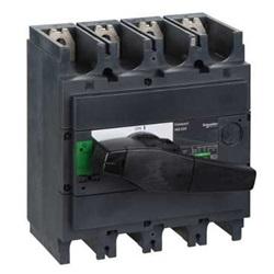 Interruttore/sezionatore Compact INS630 630 A 4 poli
