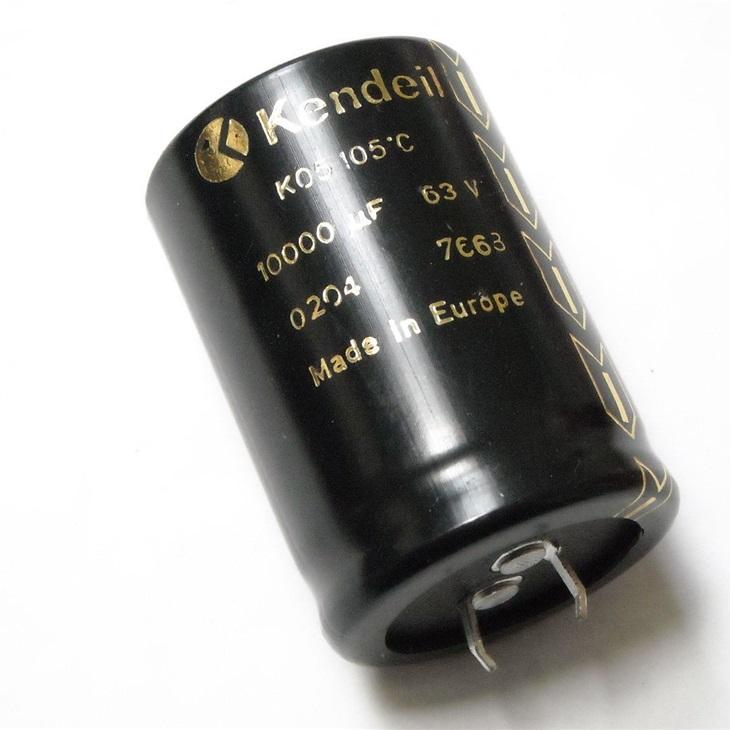 Condensatore Elettrolitico Kendeil K05 40x50mm