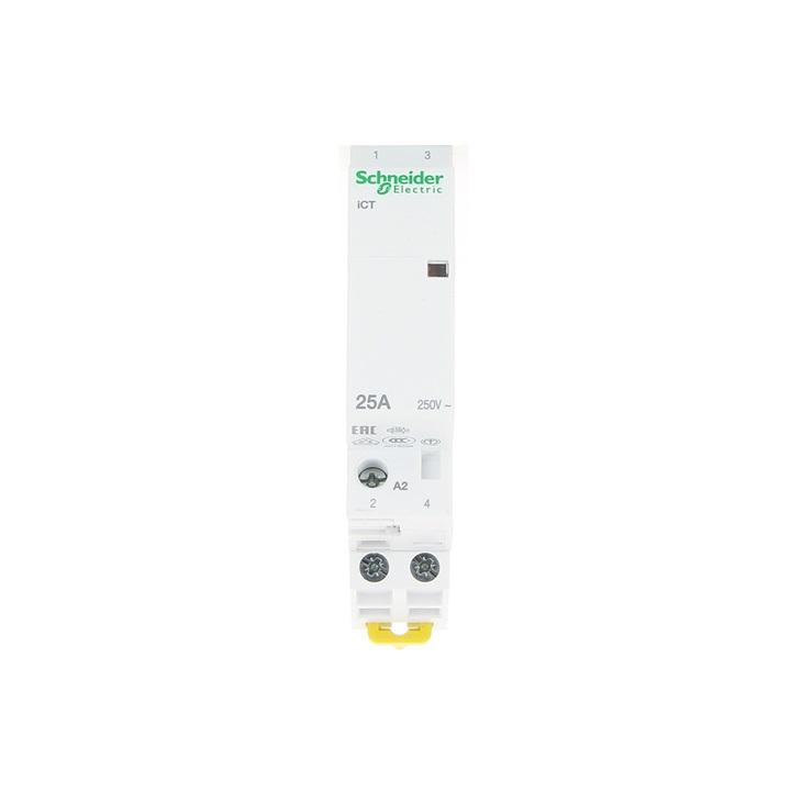 Contattore ICT 2NA / NO 25A bobina di 230-240V ca