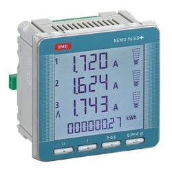 NEMO 96 HD+ A80-265VCA/110-300VCC 1