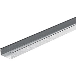 CANALE P31-BASE CHIUSA LISCIA L 3M 100X75