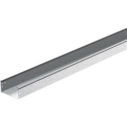 CANALE P31-BASE CHIUSA LISCIA L 3M 300X75