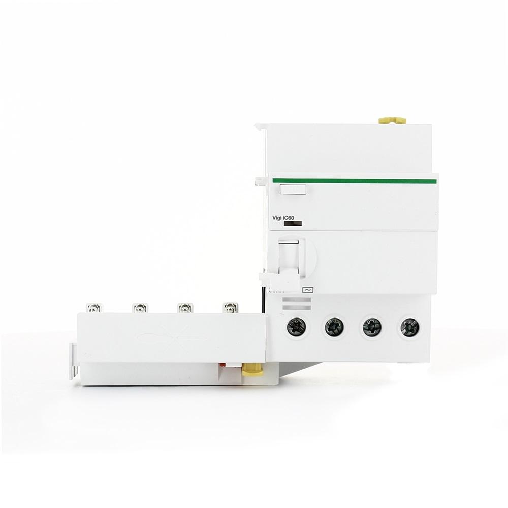 Blocco differenziale QuickVigi iC60 4P 40A 30mA tipo AC