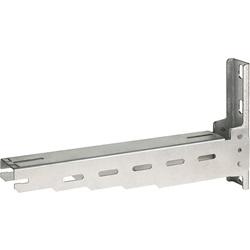 Mensola G4 per canali chiusi e passerelle forate o a filo larghezza 200 mm Z P31
