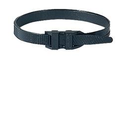 Collare nero Colson 9X498 mm