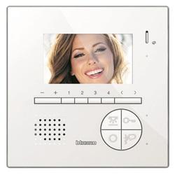 Videocitofono Terraneo 2 fili V12E