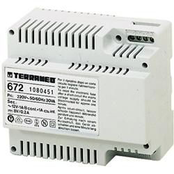 Alimentatore per impianti audio Tersystem 6 DIN