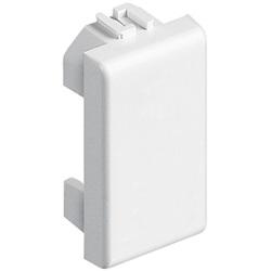 Falso polo 1 modulo colore bianco
