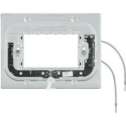 Axolute - Supporto Luminoso 3 Mod Bticino Spa