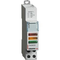 BTDIN - TRIPLA LED V+G+R 230/400V A