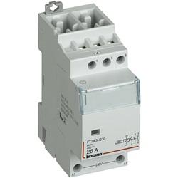 Btdin - Contactor 4No 25A Coil 230V Bticino Spa