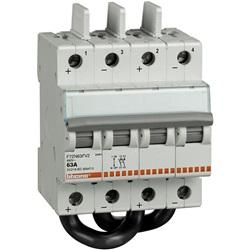BTDIN - SEZIONATORE 63A 600 VDC